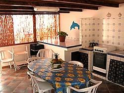 Beautiful Cucina In Veranda Gallery - Home Interior Ideas ...